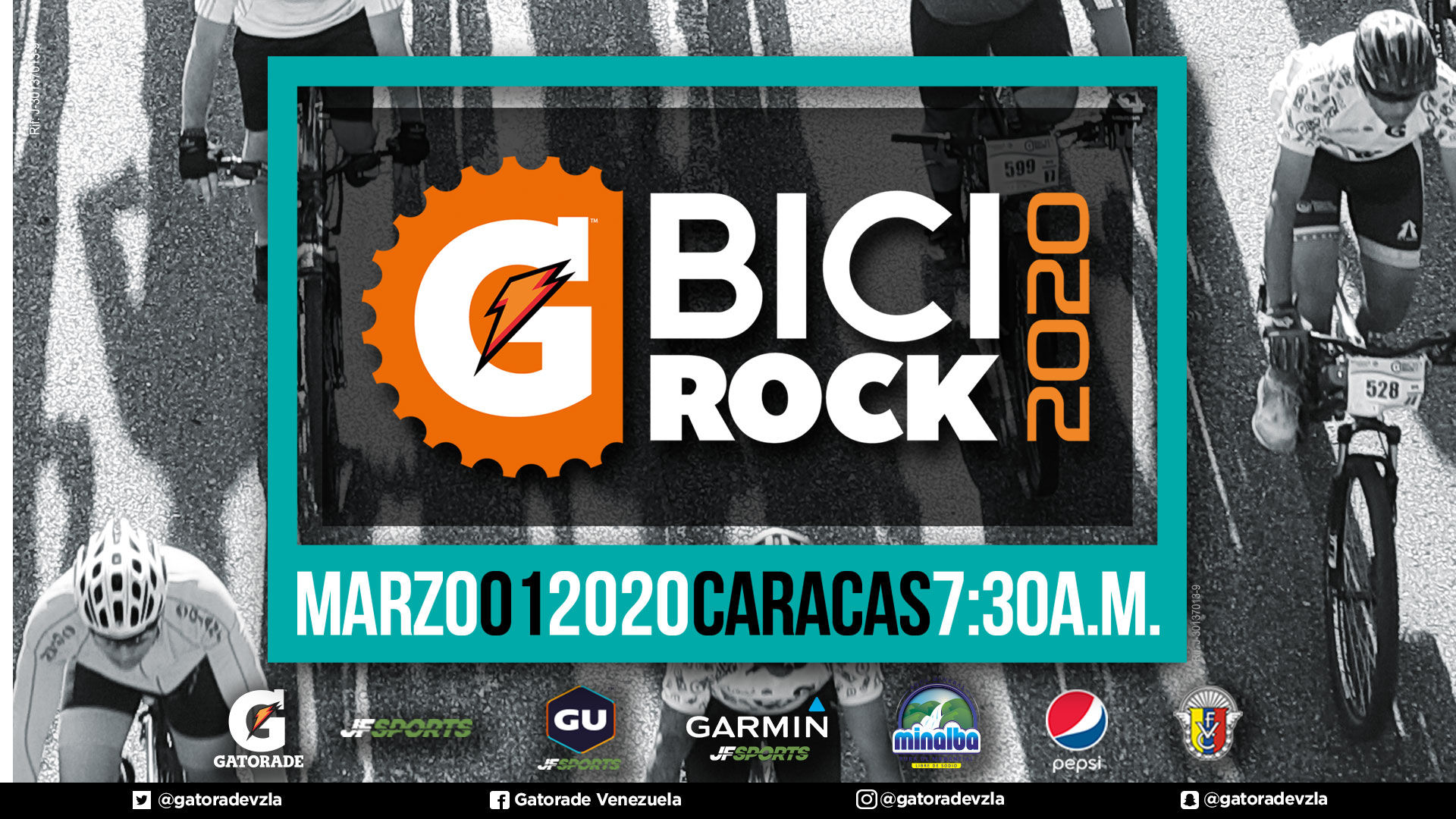 VI GATORADE BICI ROCK