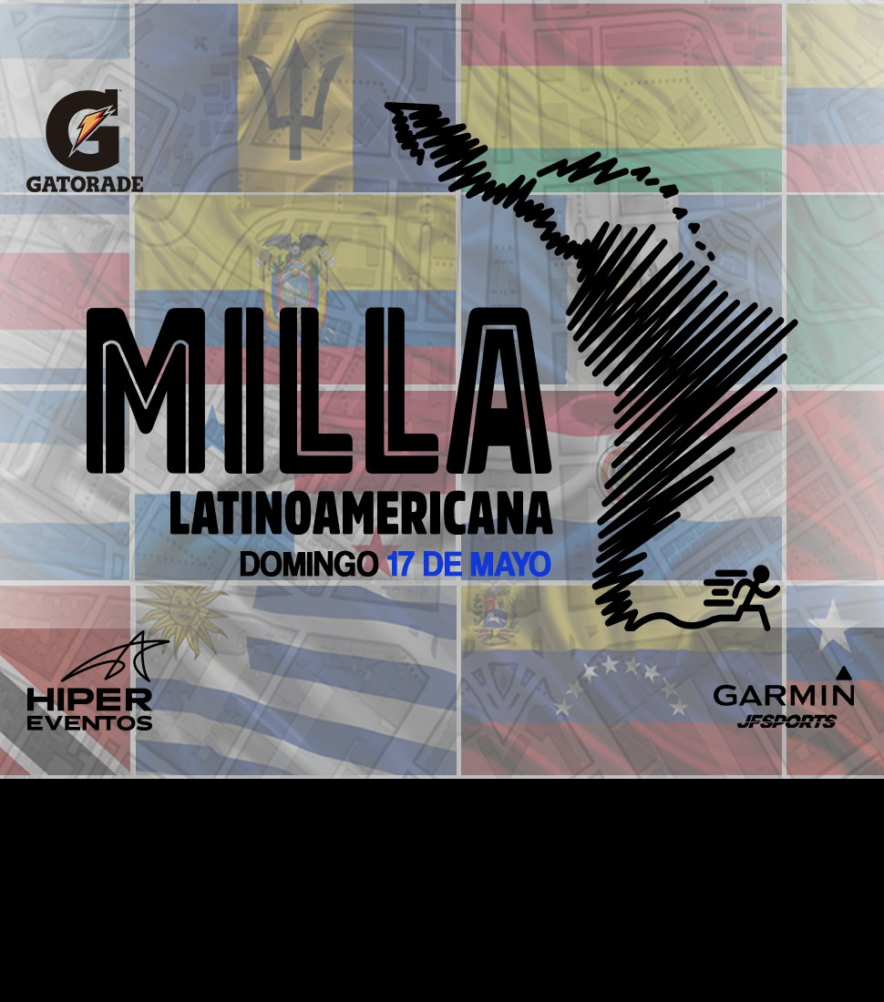 La Milla Latinoamericana - Carrera Virtual