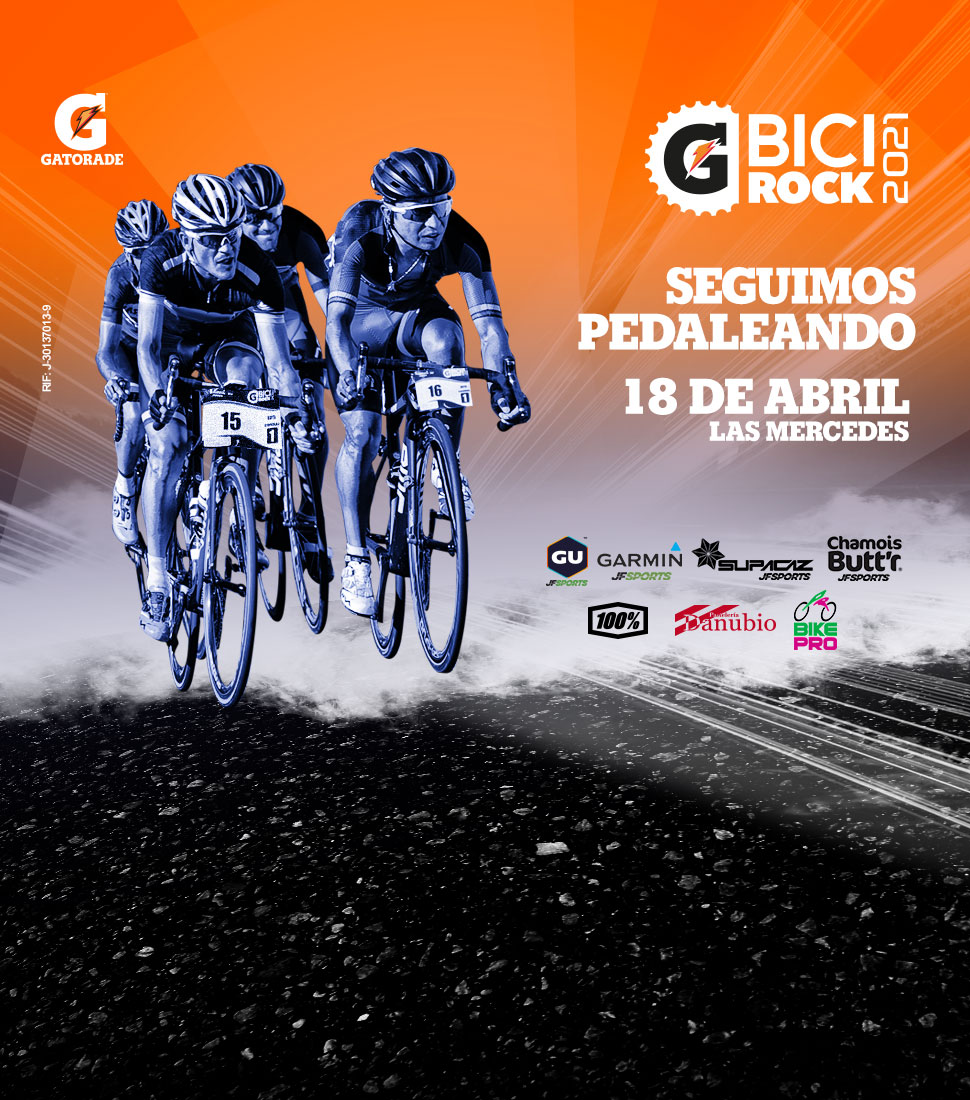 VII GATORADE BICI ROCK